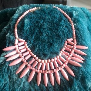 Pink Tribal Necklace!!!